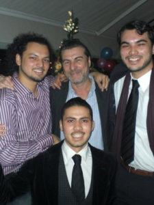Colin&familia