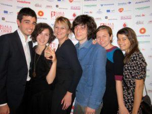 Gala Societatii Civile 2010 echipa Ma numesc Cartier